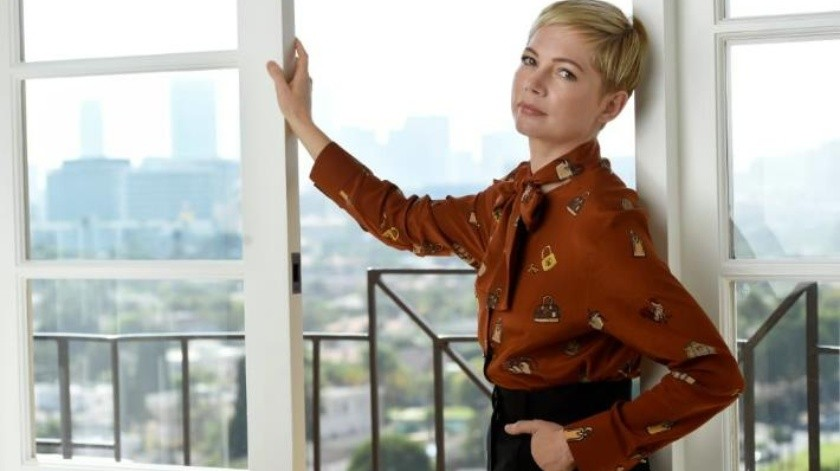 Conoce Michelle Williams su propio valor en Hollywood