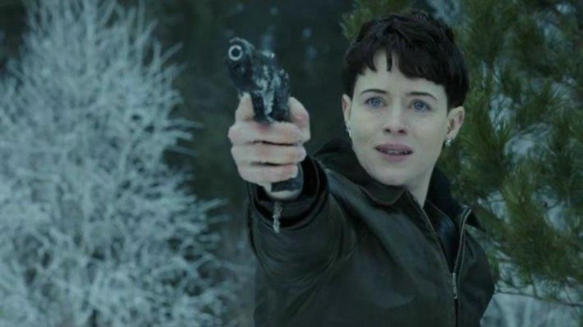 "Claire Foy dará vida a la hacker Lisbeth Salander en ""The Girl in the Spider Web"""
