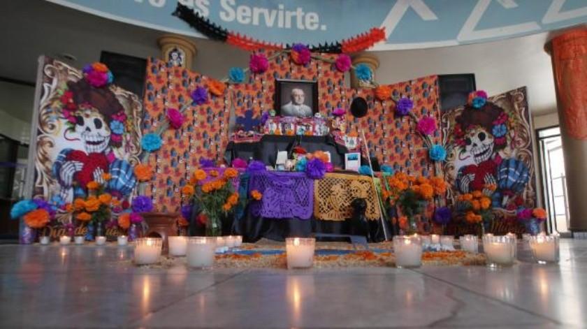 Altar De Muertos Tradicion Que Se Resiste A Morir Elimparcial Com