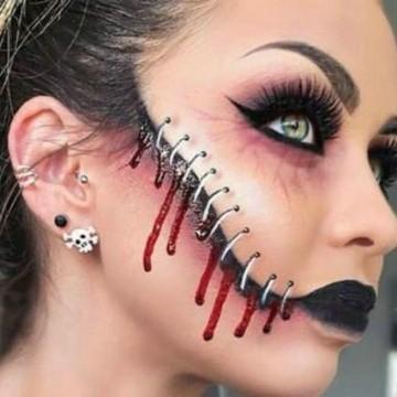 Videos De Maquillaje De Halloween.Video 6 Maquillajes Para Halloween Rapidos Y Creativos