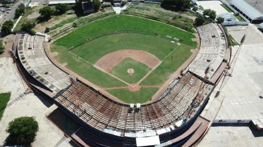 Desean reactivación del estadio Tomás Oroz Gaytán