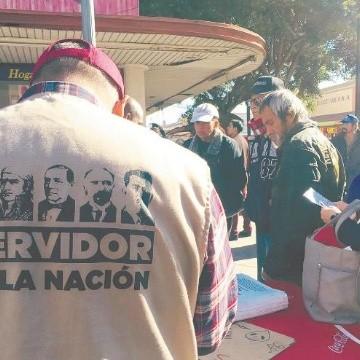 Continúa Levantamiento Del Censo Federal Para El Bienestar