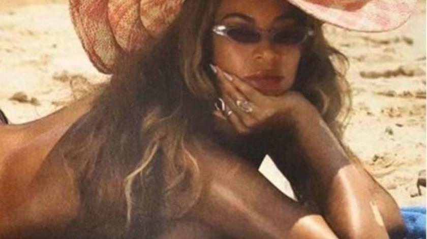 Beyoncé Causa Revuelo Tras Filtrar Fotos En Donde Aparece Desnuda