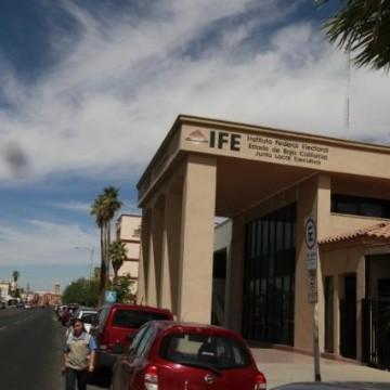 Cambian Ubicación De Oficinas Del Ine En Mexicali