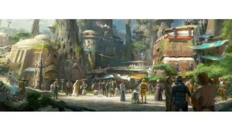 El 2 de mayo estarán disponibles reservaciones para el 'Star Wars: Galaxy's Edge'