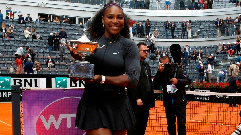Serena Williams.(AP)