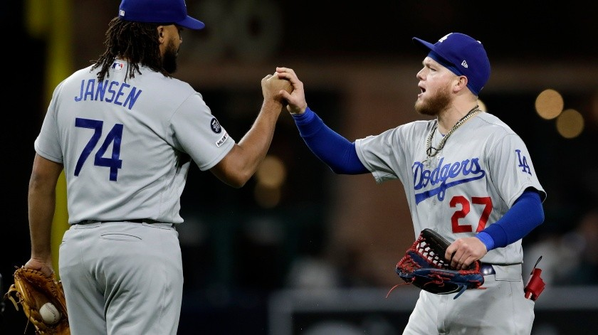 Dodgers Padres Baseball(Copyright 2019 The Associated Press. All rights reserved, AP)