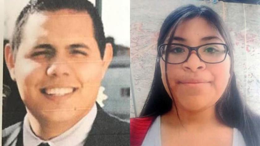 Los desaparecidos son Samuel Adrián Valdez Uribe de 24 años y Juliana Elizabeth Domínguez Gordillo de 15 años.