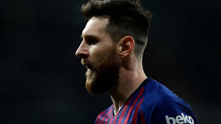 Lionel Messi(Copyright 2019 The Associated Press. All rights reserved., AP)