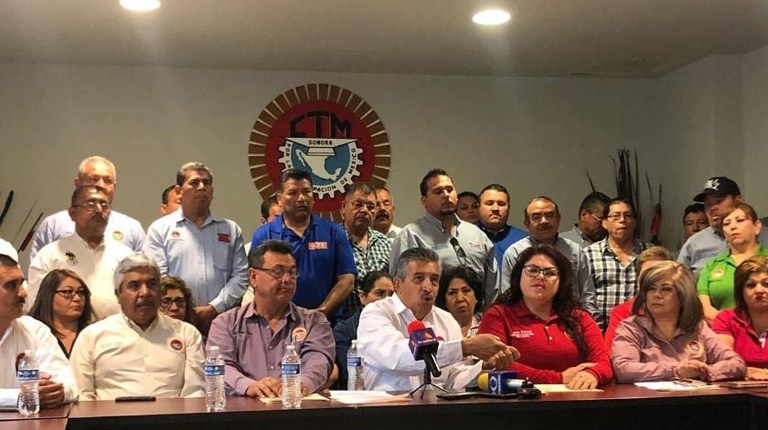 Más de 2 mil empresas sonorenses podrían emplazar a huelga el 8 de julio.(Mirna Lucía Robles)