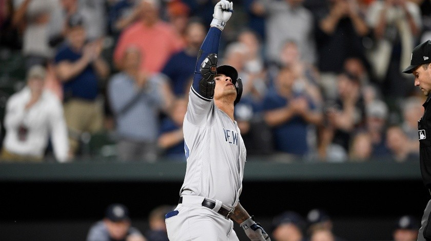 New York Yankees(Copyright 2019 The Associated Press. All rights reserved., FR67404 AP)