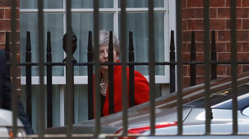 Theresa May(Copyright 2019 The Associated Press. All rights reserved, AP)