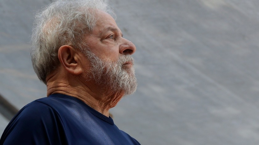 Luiz Inácio Lula da Silva, ex presidente de Brasil.(Copyright 2018 The Associated Press. All rights reserved., AP)