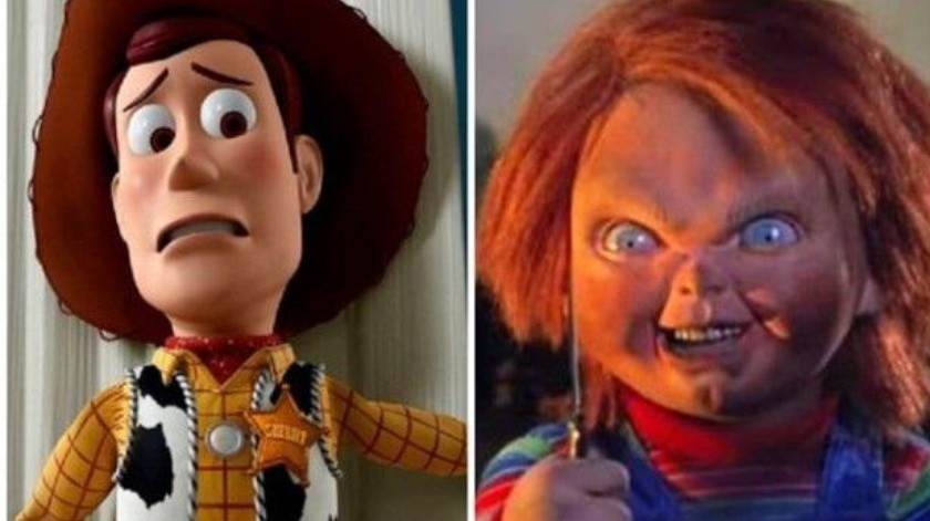 "El tráiler de ""Child's Play"" se mantiene en YouTube al igual que el de ""Toy Story 4"".(Tomada de la red)"