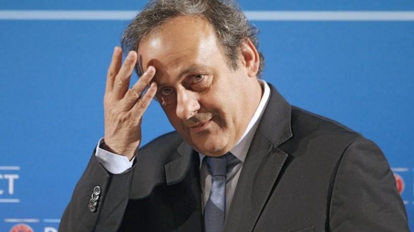 Michael Platini(AP)