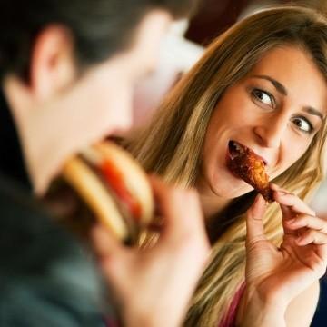Confirman Que Las Mujeres Aceptan Salir Sólo Para Comer