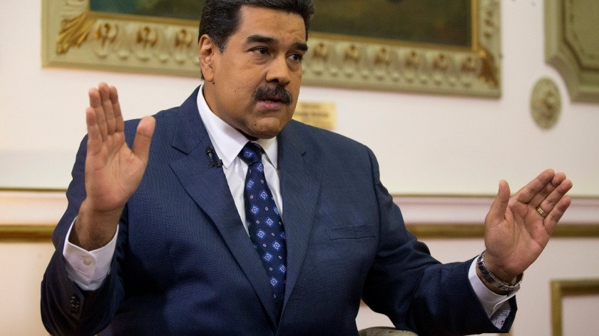 Nicolas Maduro(Copyright 2019 The Associated Press. All rights reserved., AP)