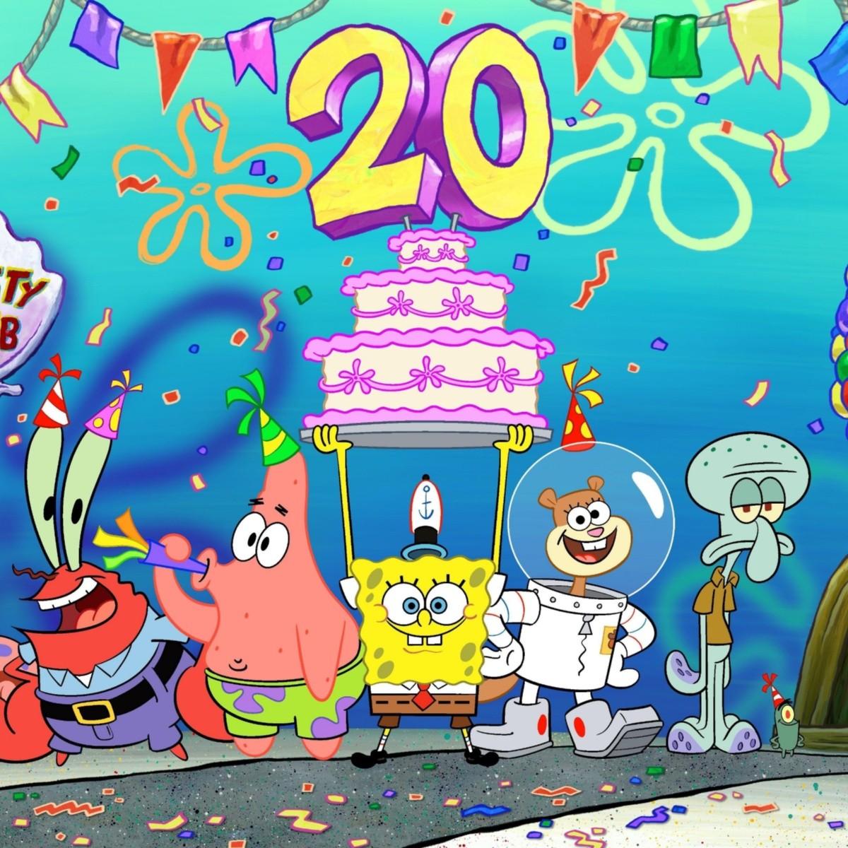 Nickelodeon Celebra 20 Anos De Bob Esponja Elimparcial Com