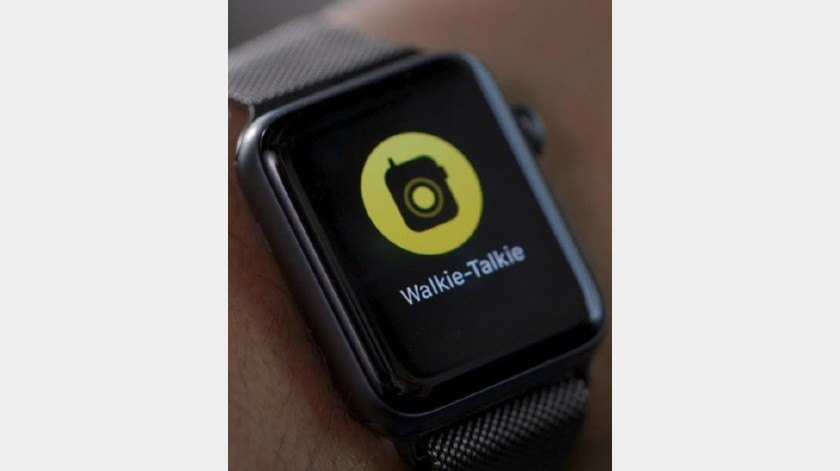 Se comprometen a arreglar fallo en los Apple Watch(Tomada de la Red)