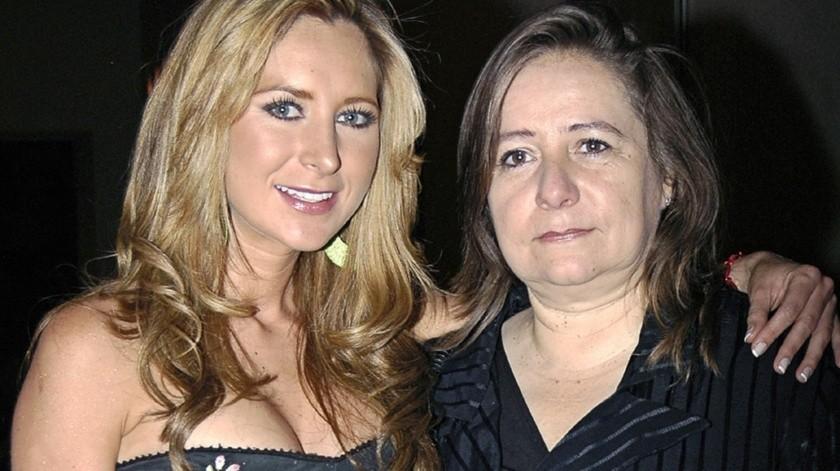 Resultado de imagen para geraldine bazan y su mama