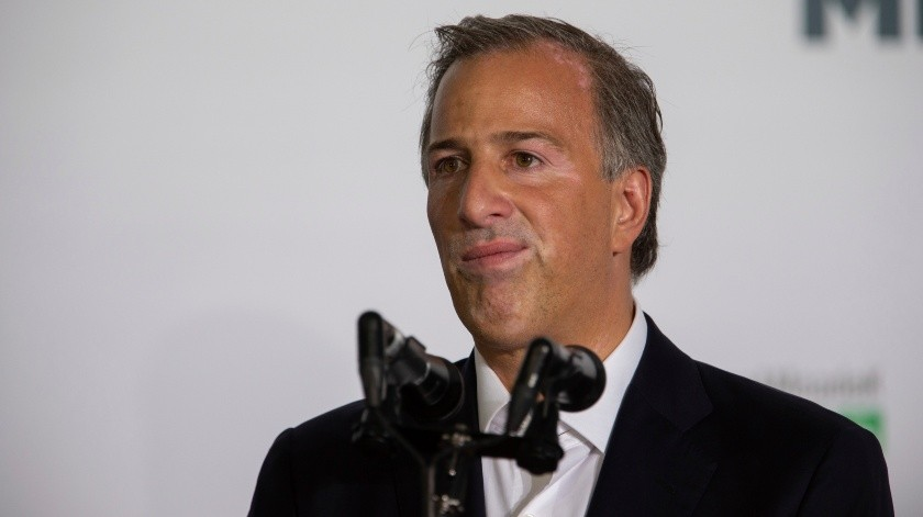 José Antonio Meade(Copyright 2018 The Associated Press. All rights reserved., AP)
