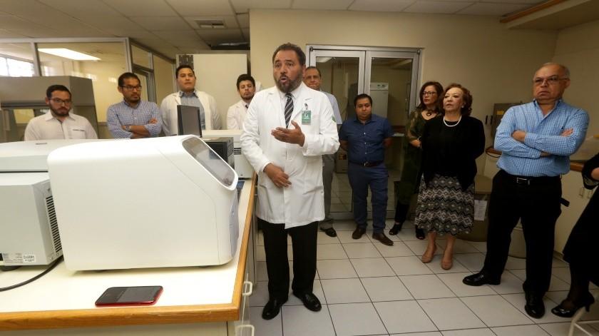 Buscan crear una prueba rápida para rickettsia(Alberto Rosales)