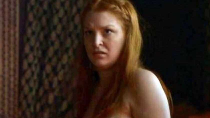 "La actriz interpreta a la prostituta Marei en ""Game of Thrones"".(Tomada de la red)"