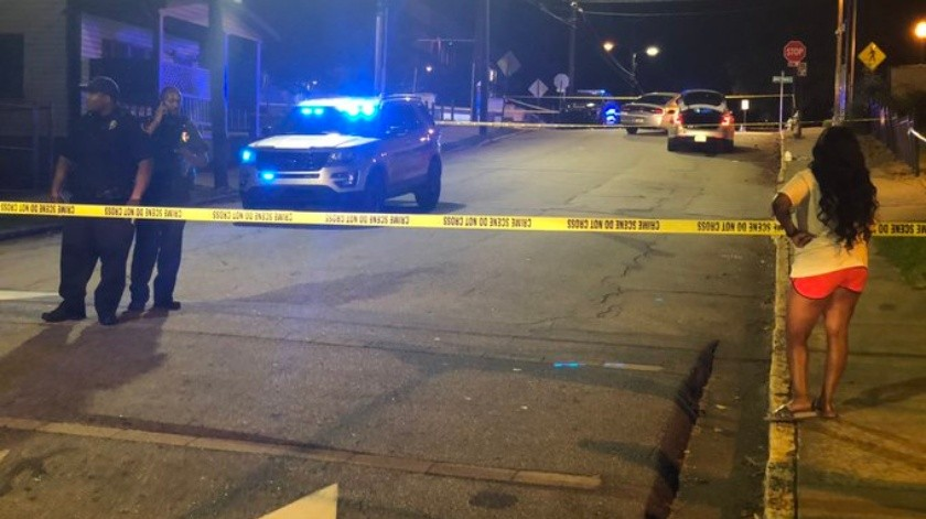 Resultado de imagen para tiroteo en una cerca de na universidad en Atlanta