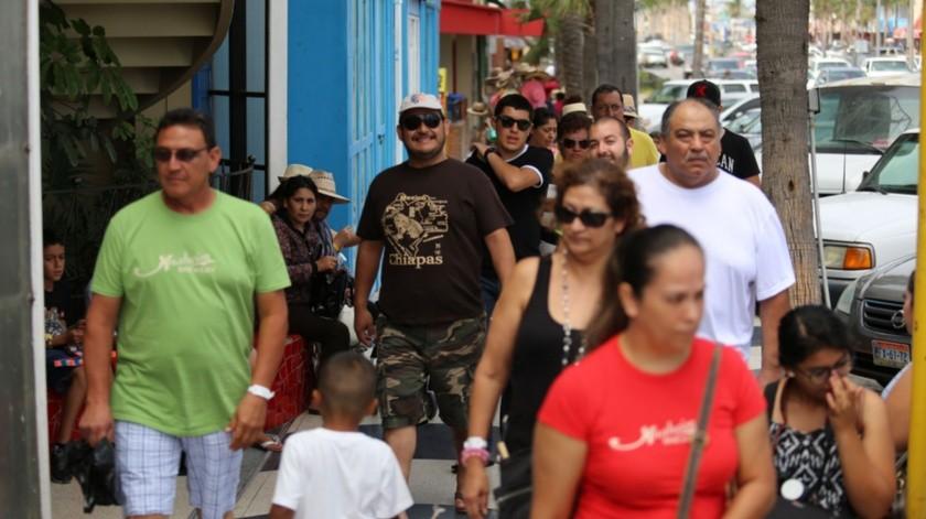 Visitaron Tijuana alrededor de 130 mil turistas en su mayoría mexicoamericanos.