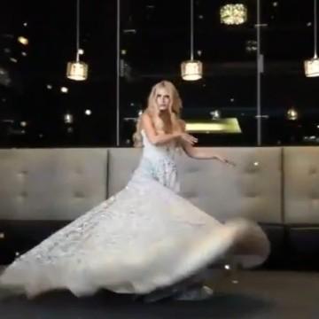 Resultado de imagen para tania ruiz vestida de novia