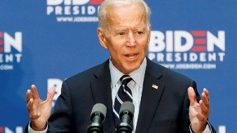Former Vice President Joe Biden Campaign Speech on Foriegn Policy in New York