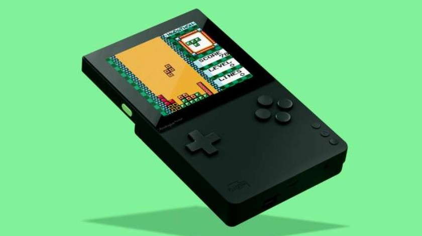Analogue Pocket pretende revivir juegos de Game Boy(Hipertexutal)