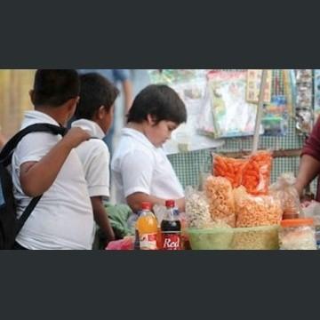 el sobrepeso infantil y juvenil