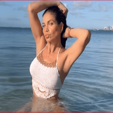 Paty Manterola Baila Con Poca Ropa En Video De Su Canción