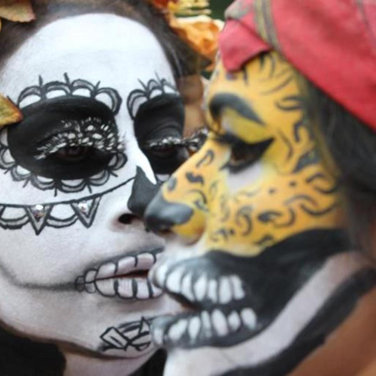 Llegan Las Catrinas A México Para Celebrar A Los Muertos