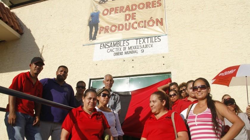 Quedarán 2 mil sin empleo en Sonora por cierre de 3 maquilas(GH)