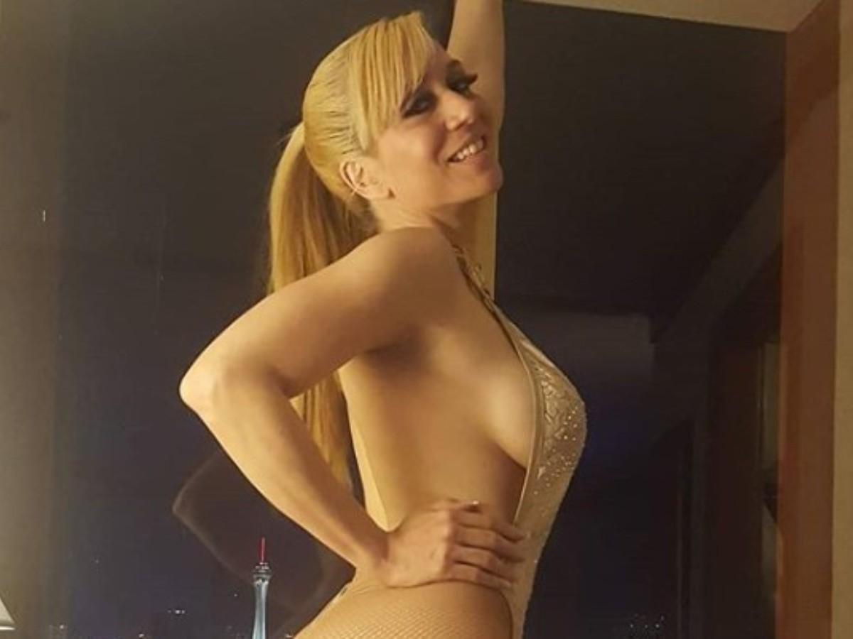 Acytriz Porno Noelia fotos: noelia presume cuerpazo con diminuto atuendo | el