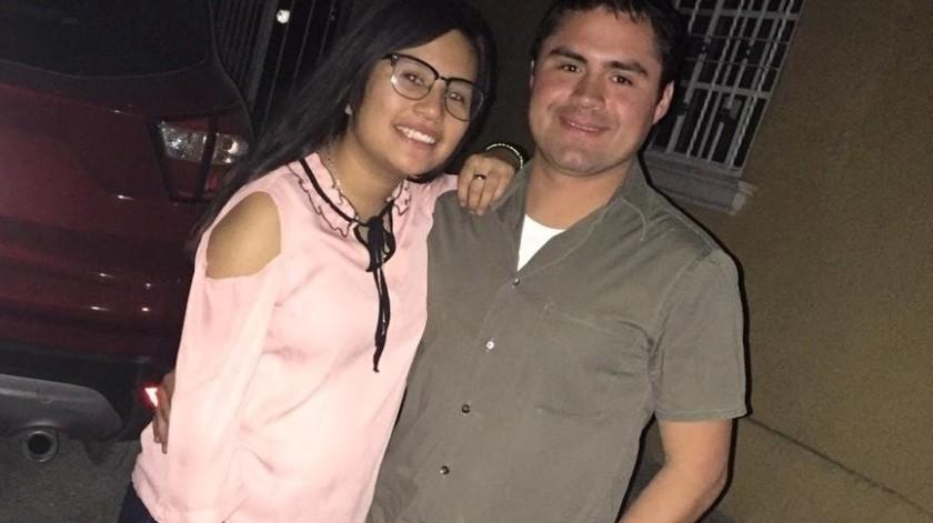 El muchacho se llama Rodolfo González, es originario de Monclova, Coahuila, y estudia en el Instituto Tecnológico Superior de Monclova (ITSM).