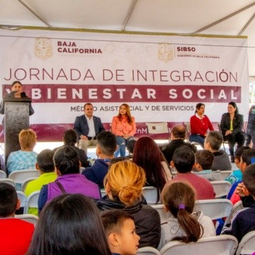 Realizan Jornada De Integración Y Bienestar Social En La