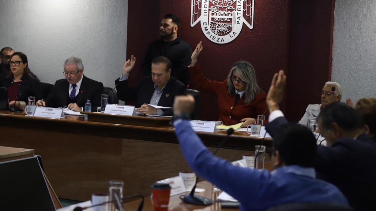Resultado de imagen para cabildo de tijuana aprueba presupuesto 2020