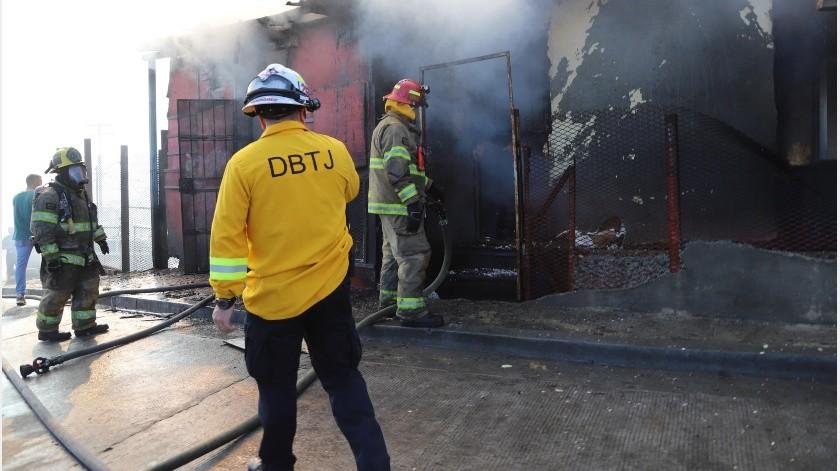 843 llamadas de emergencia y 60 reportes atendió Bomberos durante la noche y madrugada del 31 de diciembre y 1 de enero.(Archivo)