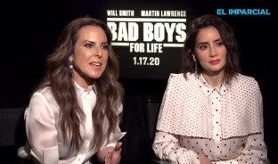 Kate del Castillo y Paola Núñez hablan en exclusiva para EL IMPARCIAL sobre su participación en Bad Boys For Life (2020) y lo valioso de colaborar con estrellas de Hollywood, como Will Smith y Martin Lawrence.