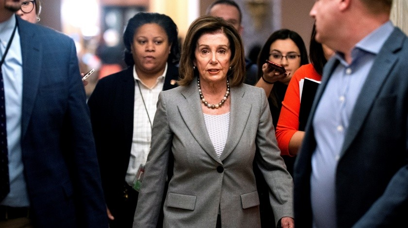 Nancy Pelosi(EFE)