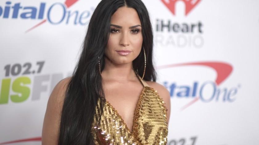 Demi Lovato(AP)