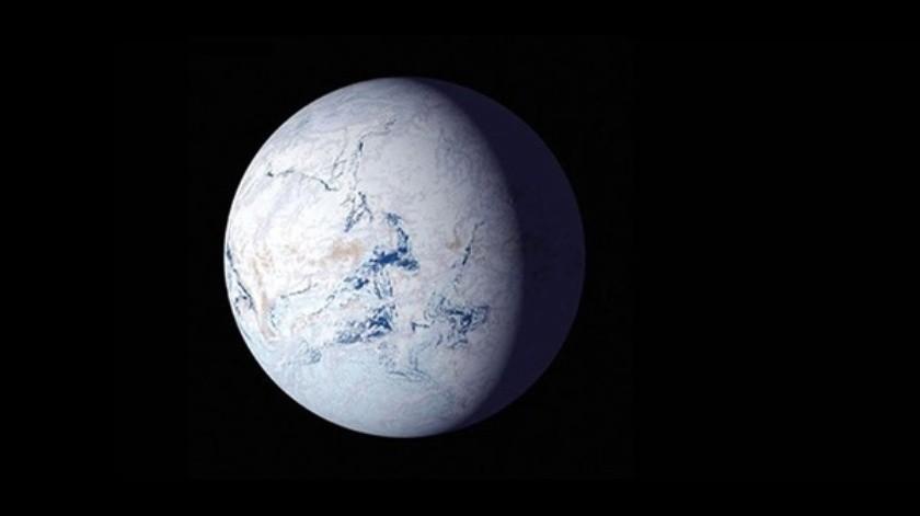 Los científicos creen que cuando el asteroide impactó a la Tierra, se crearon billones de kilogramos de vapor de agua, que es un gas de efecto invernadero.(Astronomy.com)