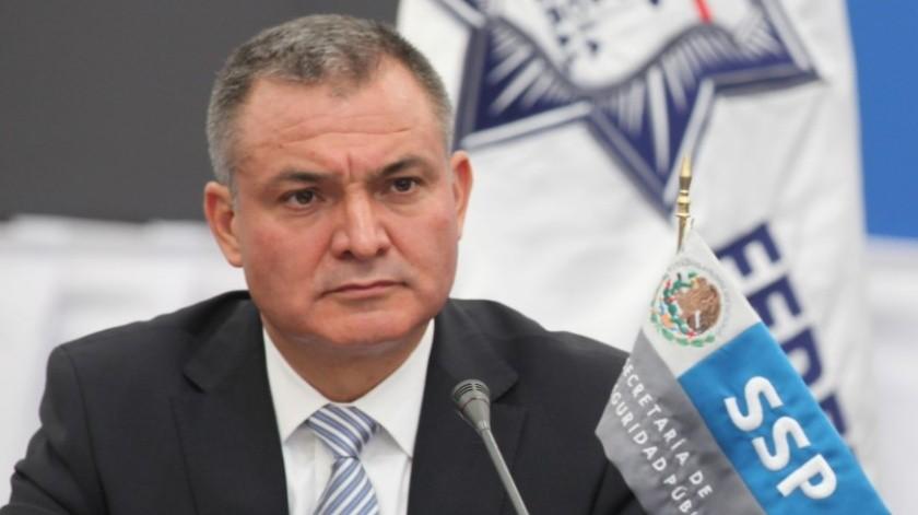 Genaro García Luna es acusado de recibir sobornos del Cártel de Sinaloa.