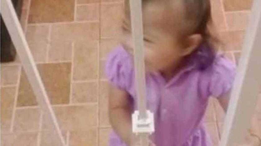 Luego de estar luchando varios días contra un hongo, la niña Kendal, de tan solo tres años, falleció.