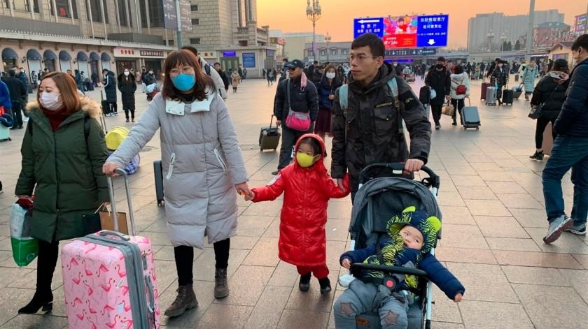El número de fallecidos se mantiene por el momento en 17, todos en la provincia de Hubei.(EFE, EFE)