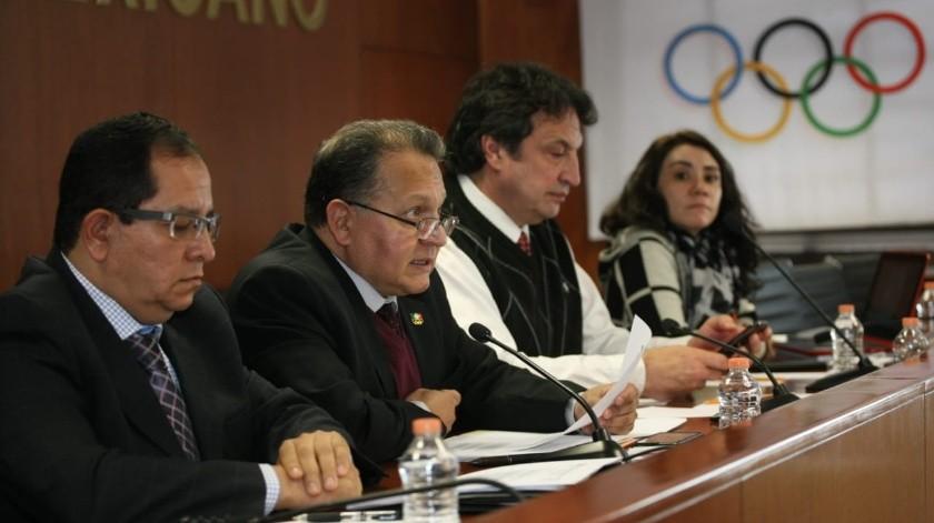 Las autoridades continúan trabajando estrechamente con el Comité Olímpico de China y todos los socios para explorar alternativas.(@COM_Mexico)