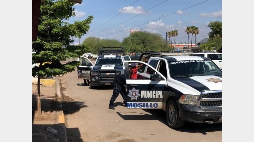 Dan apoyo federal para la seguridad a 7 municipios por $104 millones.